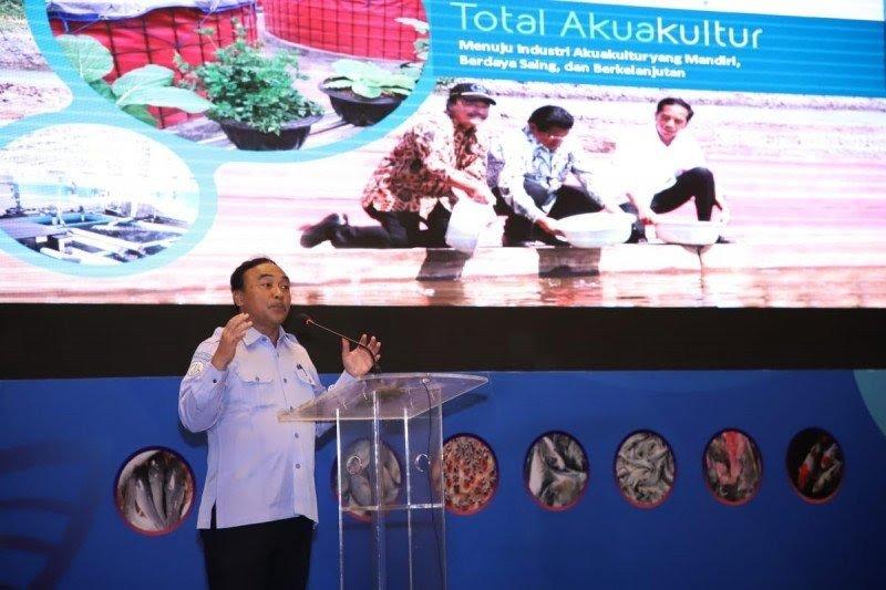 Dirjen KKP: Ikan Kerapu dari Natuna Idola Ekspor Saat Pandemi.